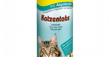 Vitamini za mačke sa algobiotinom