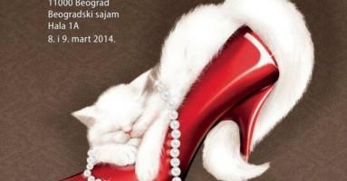 NAJAVA: Izložba mačaka Beograd 2014
