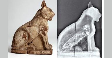 Mačka koja je odgajana da postane mumija!